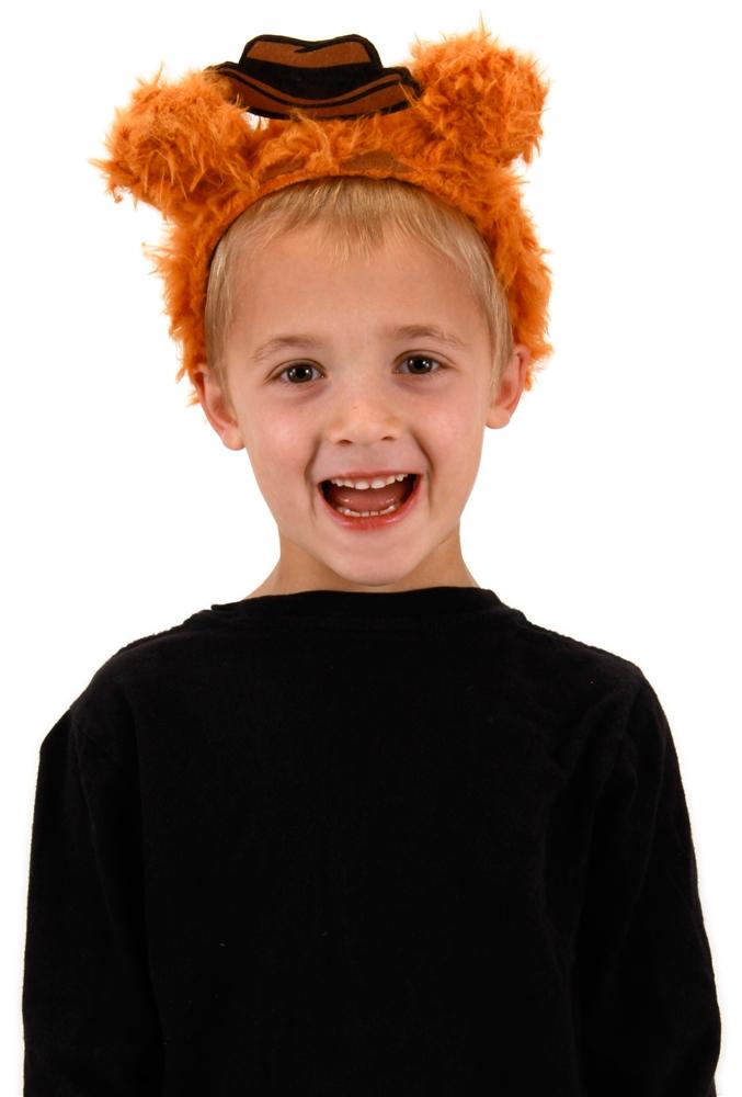 The Muppets Fozzie Fuzzy Headband
