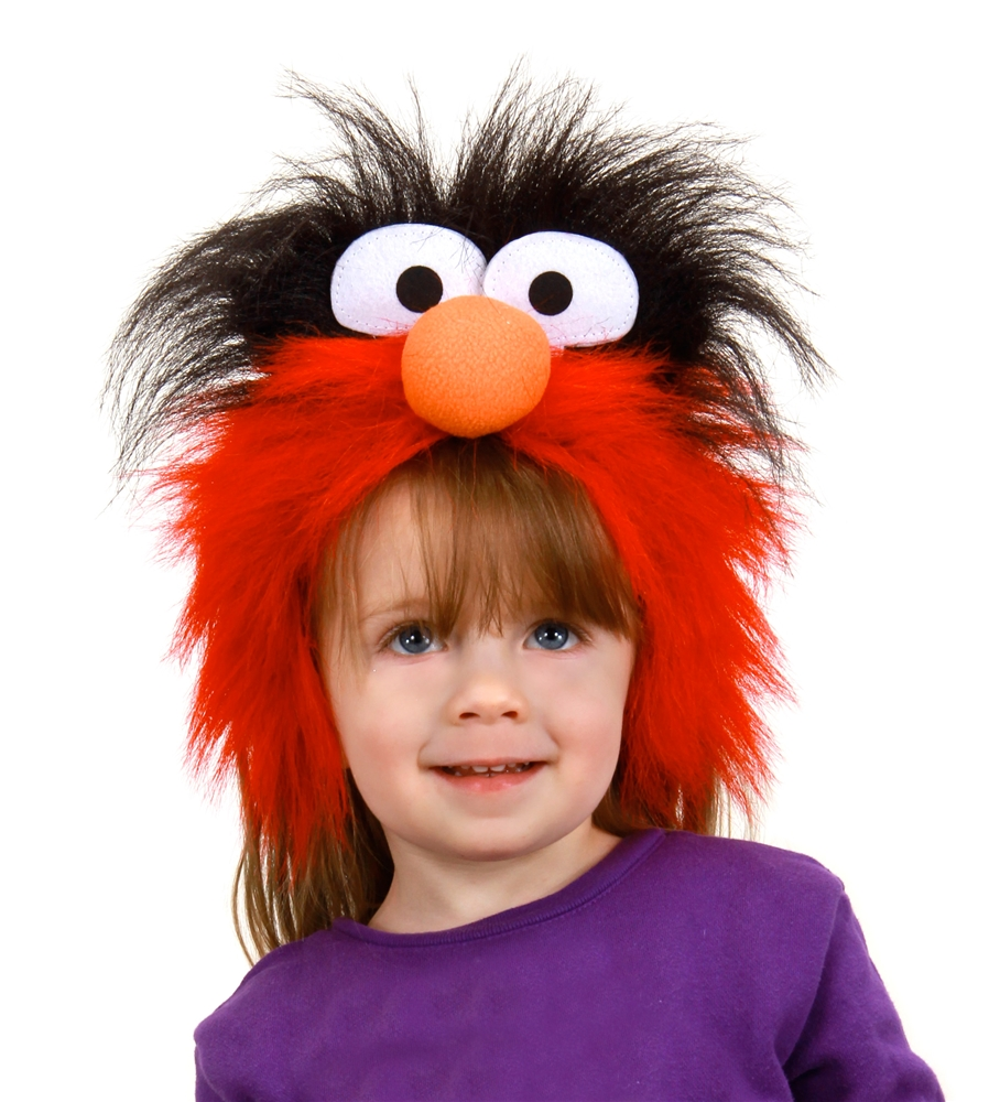 The Muppets Animal Fuzzy Headband