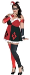 Harley Quinn Adult Womens Plus Size Costume