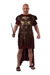 Roman Soldier Adult Mens Plus Size Costume