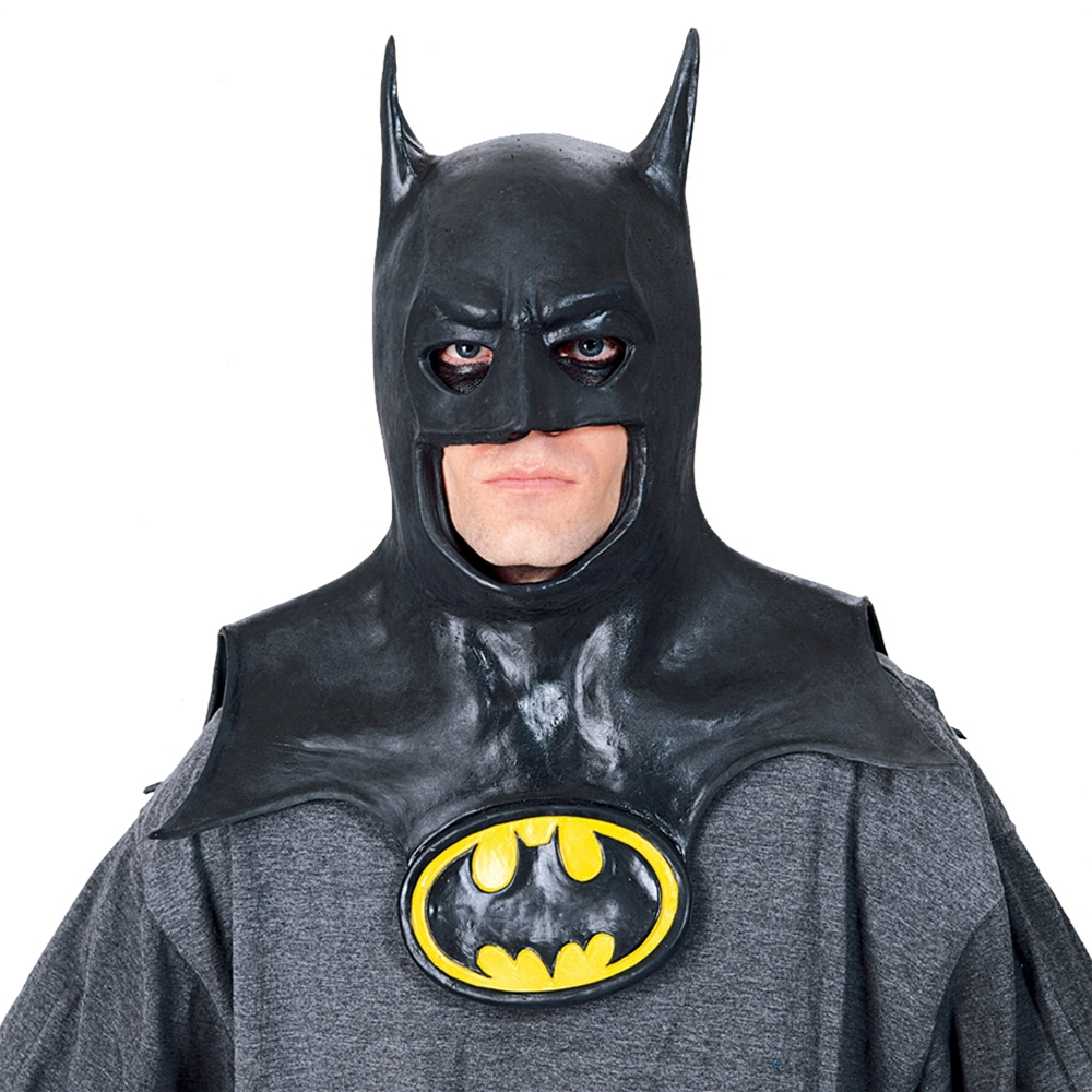 Batman Adult Mask with Cowl