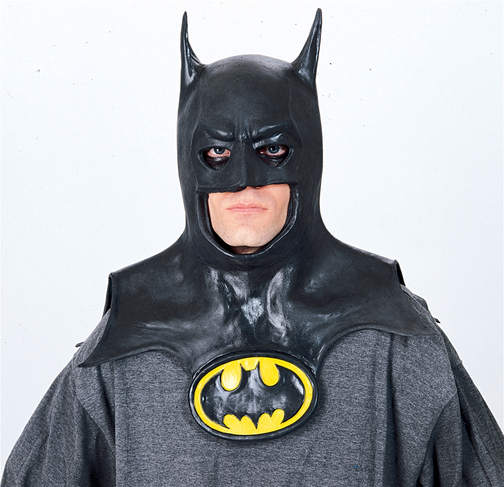 Batman Adult Mask with Cowl by Rubies