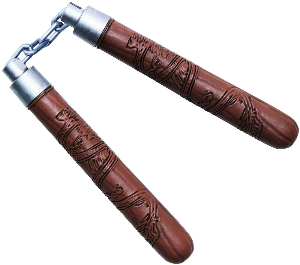 Ninja Turtles Movie Michelangelo Nunchucks