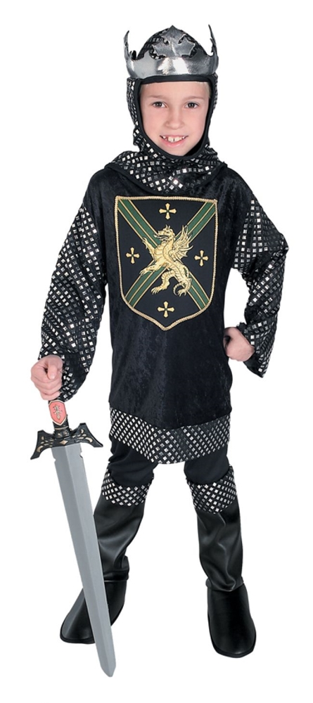 Medieval Warrior King Child Costume