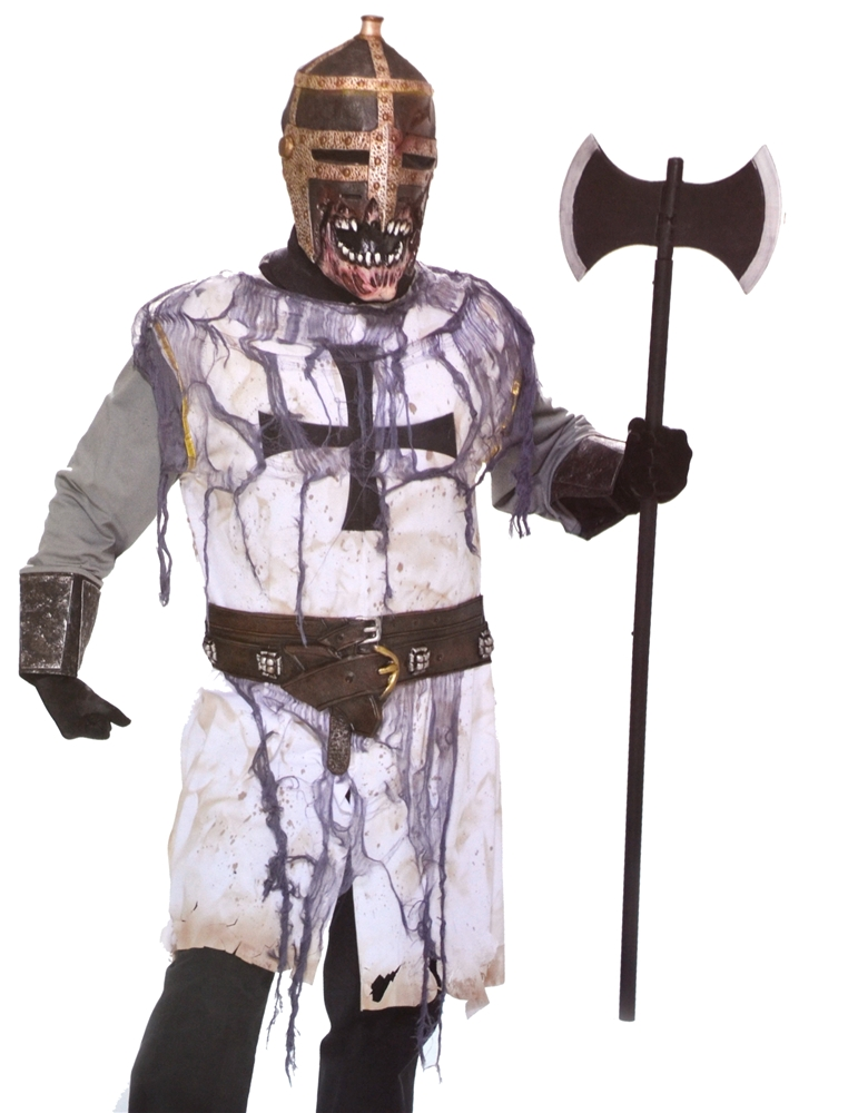 Zombie Knight Adult Mens Costume