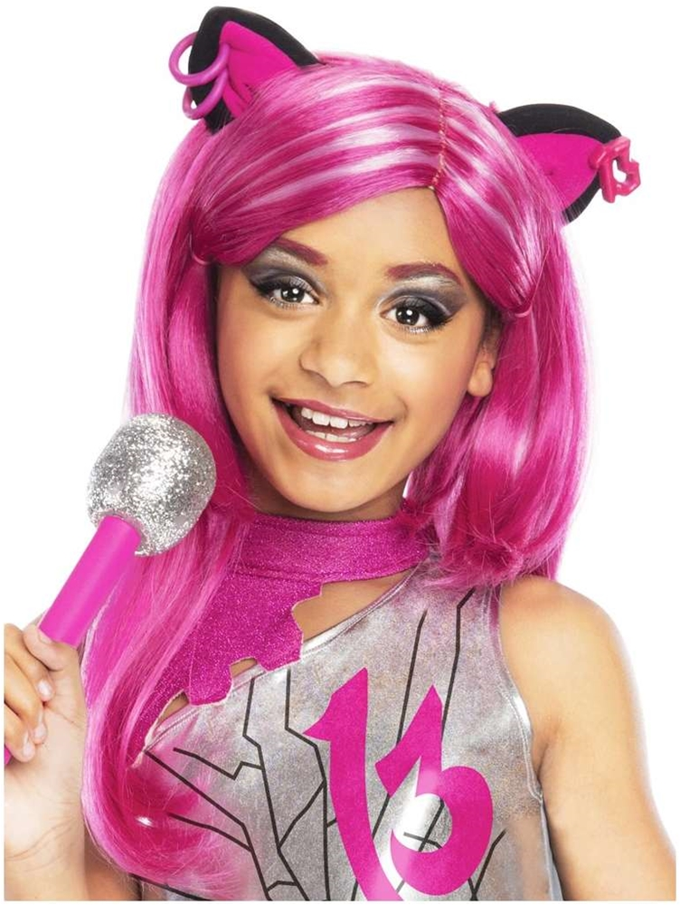 Monster High Catty Noir Child Wig