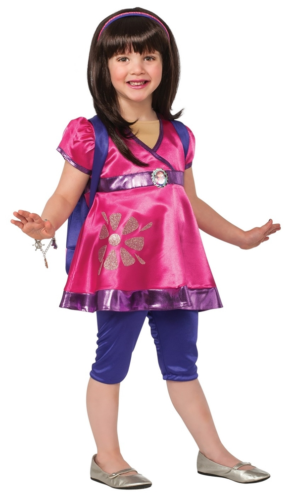 Dora & Friends Deluxe Dora Toddler & Child Costume