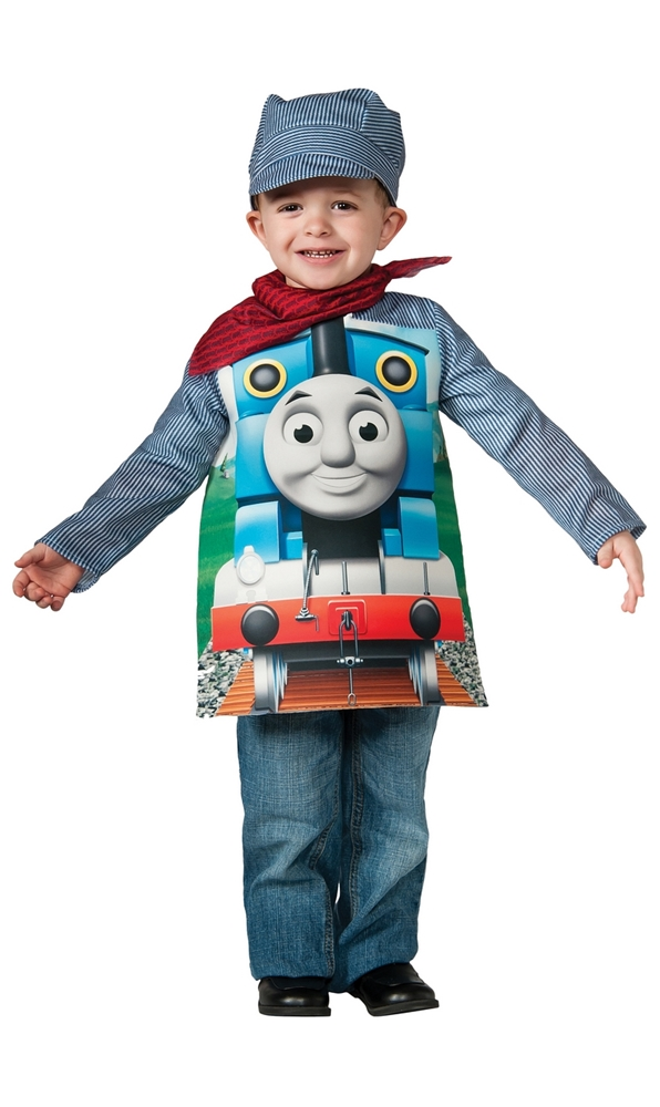 Thomas & Friends Deluxe Thomas Toddler & Child Costume