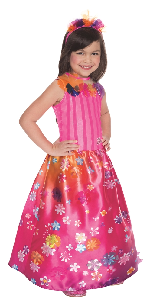 Barbie Alexa Deluxe Toddler & Child Costume