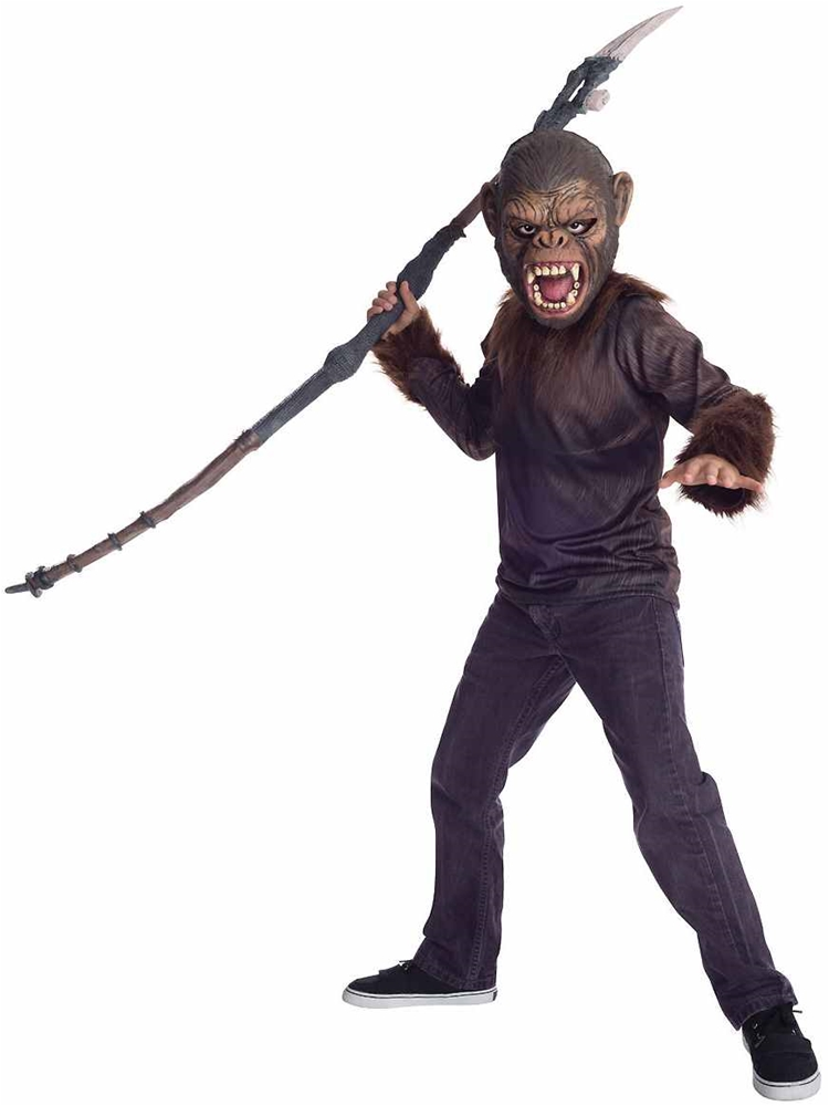 Planet of the Apes Caesar Child Costume ()