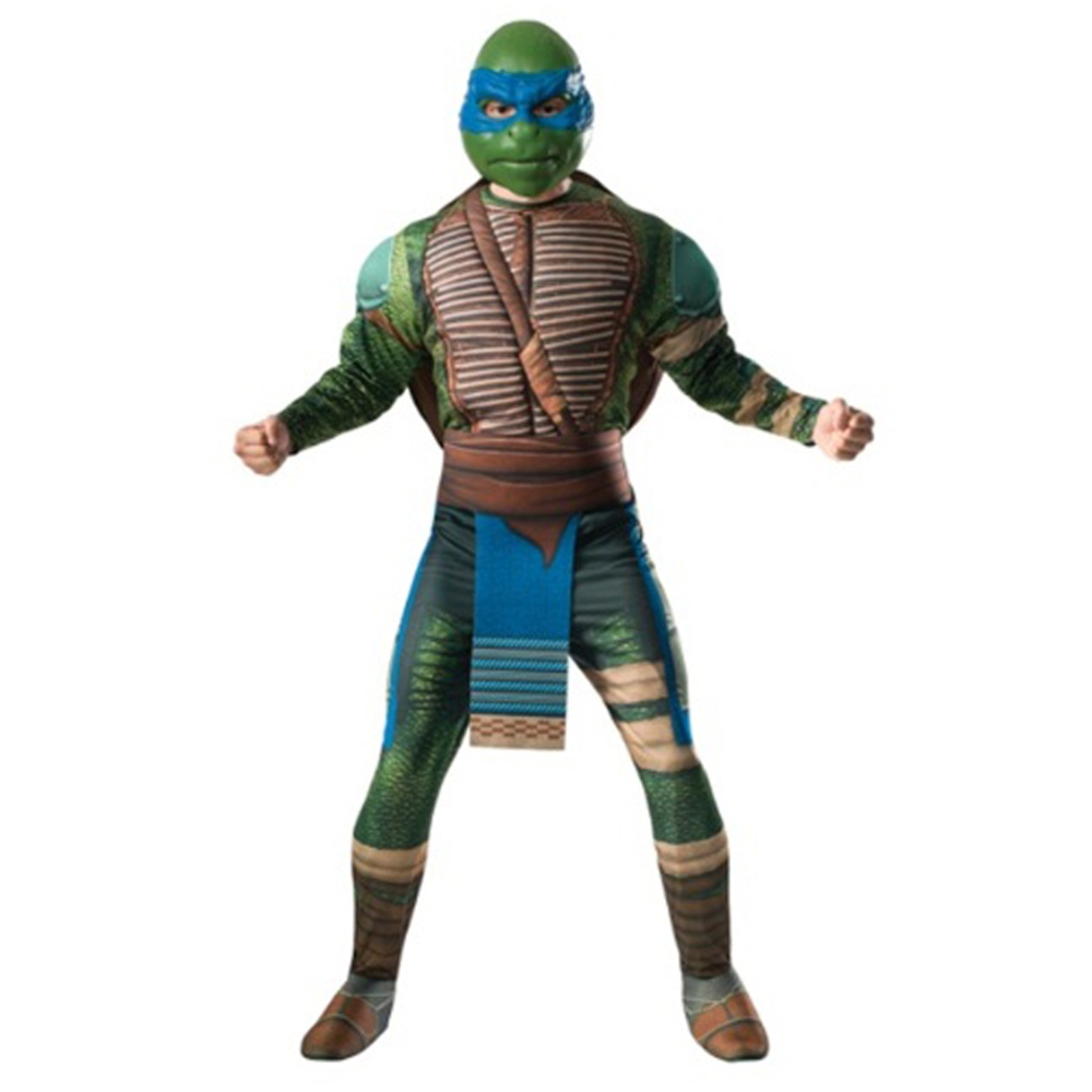 Ninja Turtles Movie Leonardo Adult Mens Costume