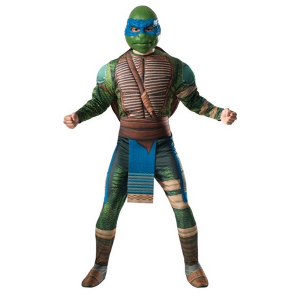 Ninja Turtles Movie Leonardo Adult Mens Costume (Ninja Turtle Leonardo Costume)
