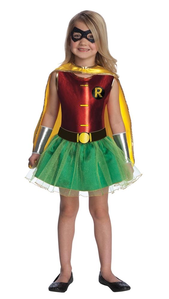 Robin Tutu Child Costume by Rubies