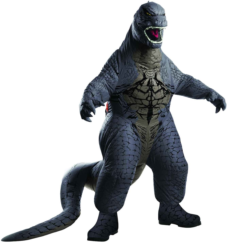 Godzilla Deluxe Inflatable Child Costume (Godzilla Inflatable Costume)