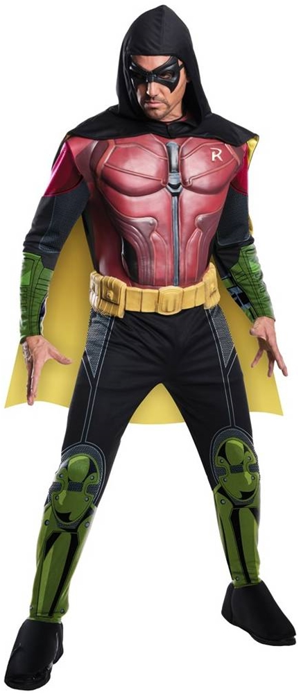 Arkham Robin Muscle Adult Mens Costume