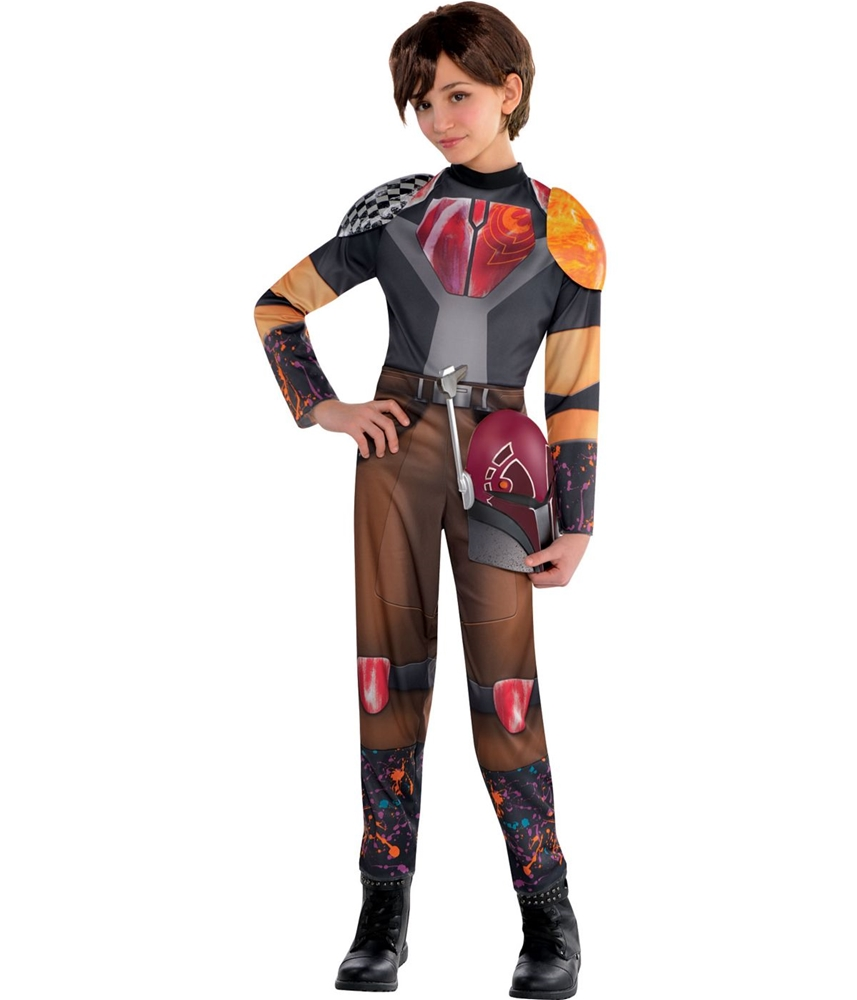 Star Wars Rebels Sabine Child Costume