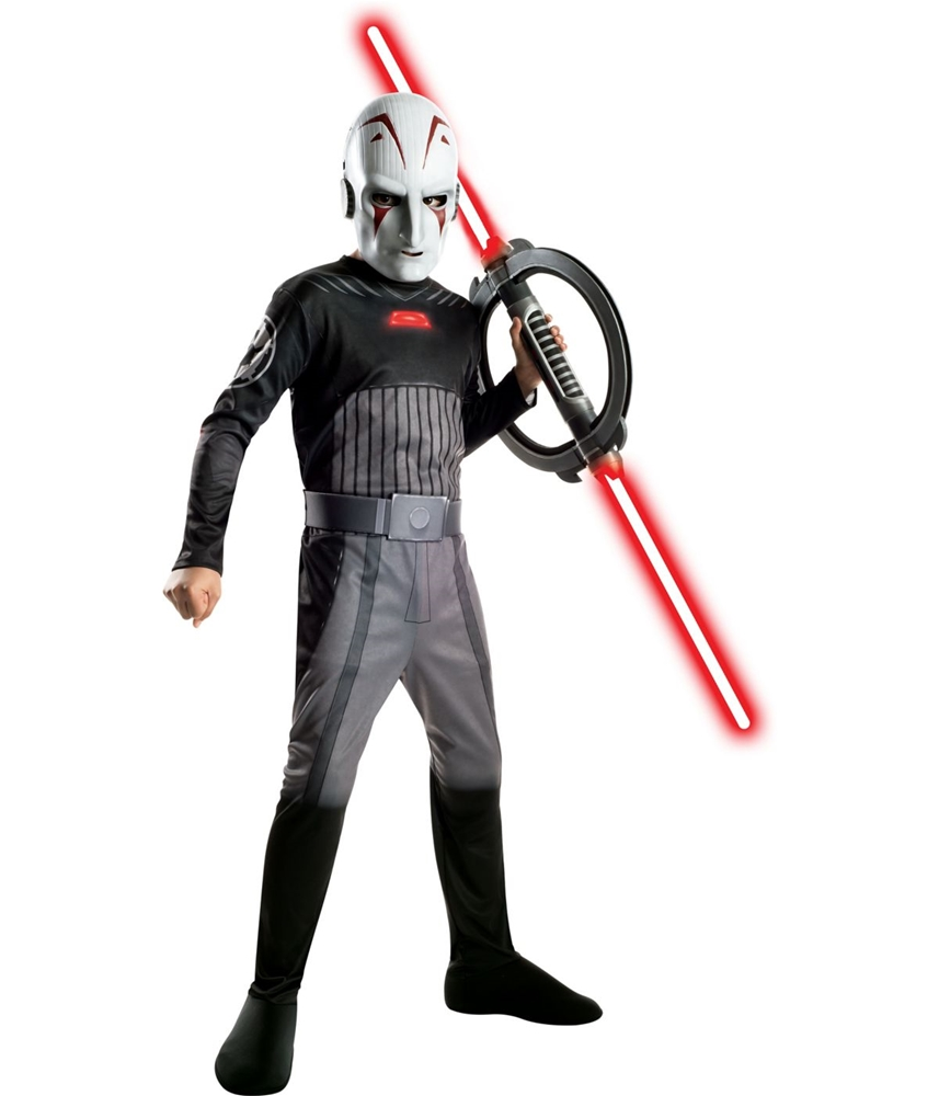 Star Wars Rebels Inquisitor Child Costume