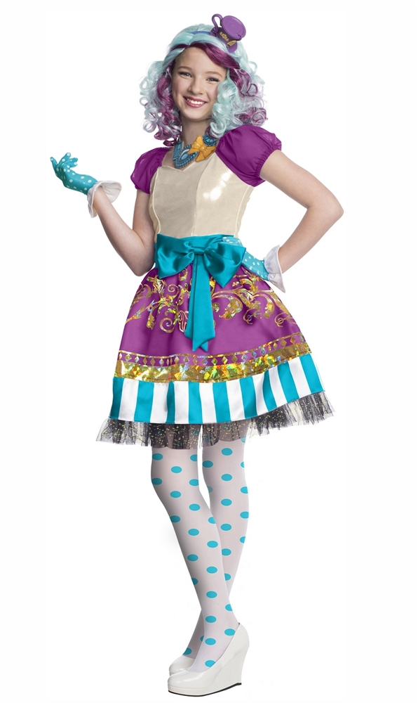 Ever After High Madeline Hatter Child Costume