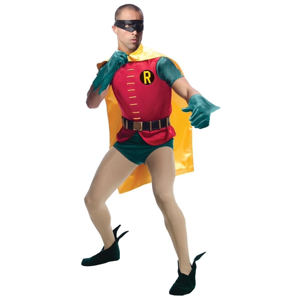 Classic 1966 Robin Grand Heritage Adult Mens Costume