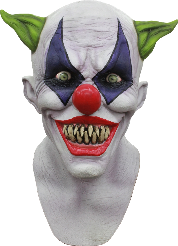 Creepy Giggles the Clown Mask