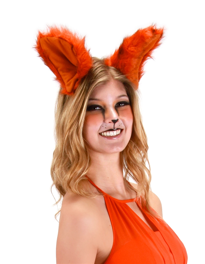 Oversized Deluxe Fox Ears