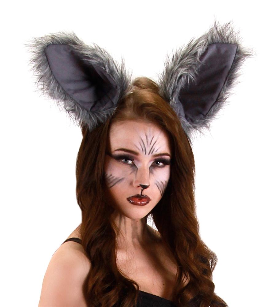 Oversized Deluxe Wolf Ears