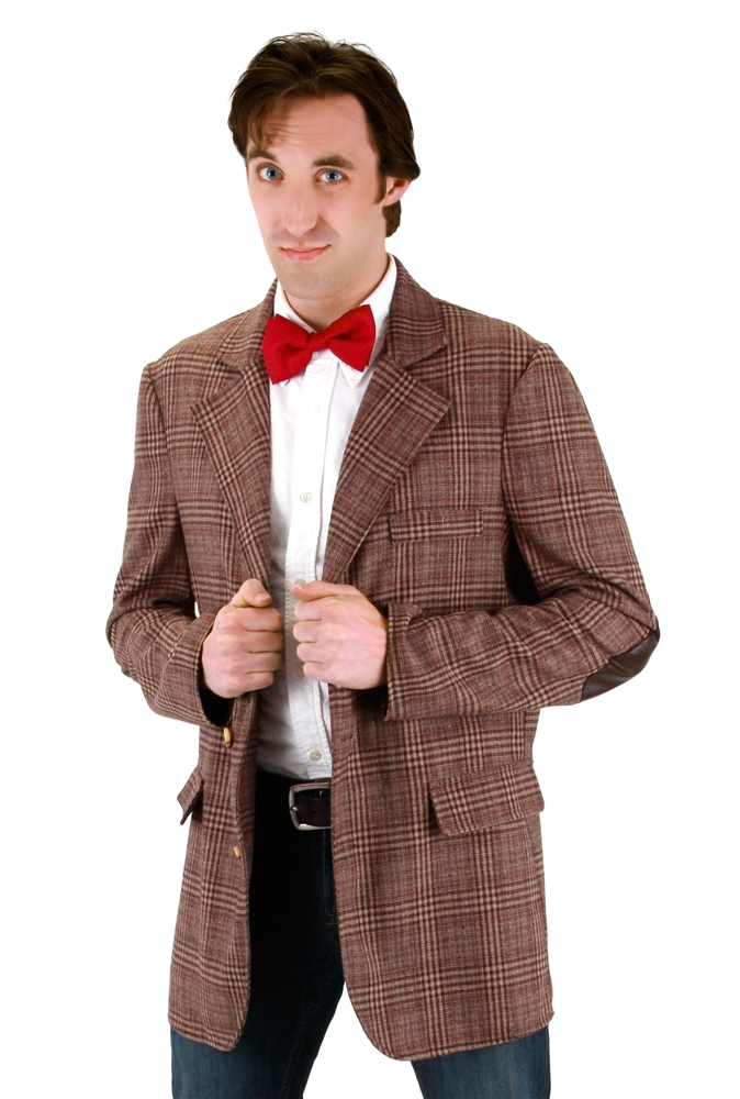 Image of Doctor Who 11th Doctor Adult Mens Jacket