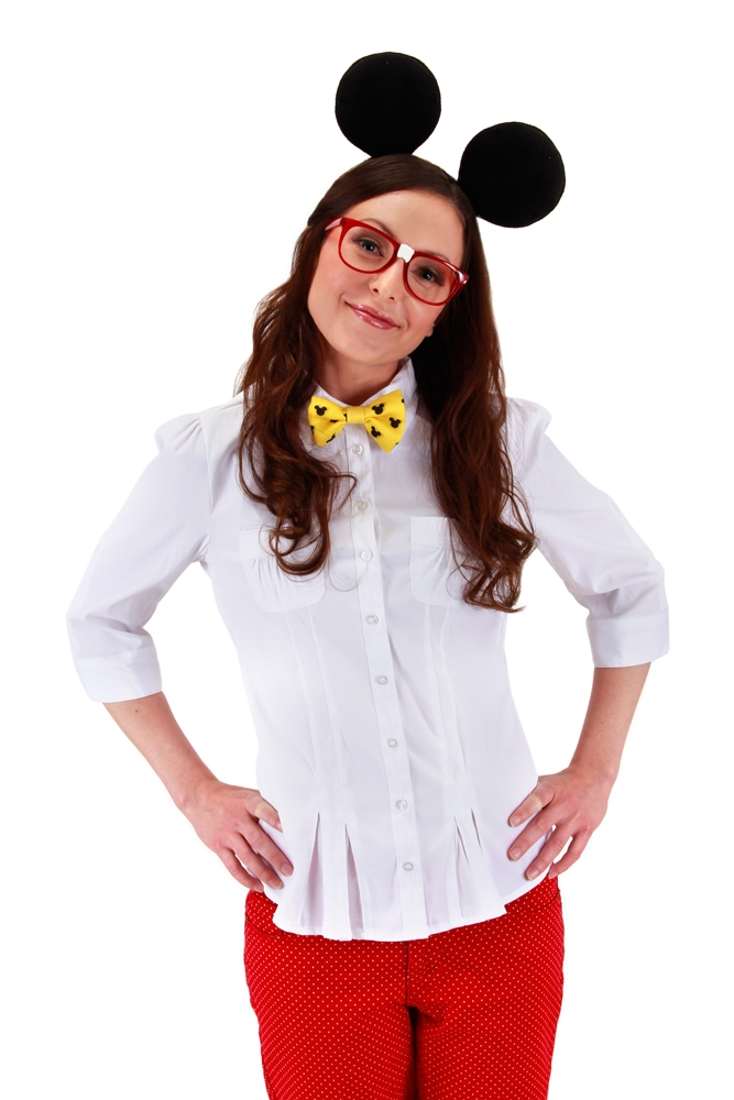 Mickey Mouse Nerd Kit