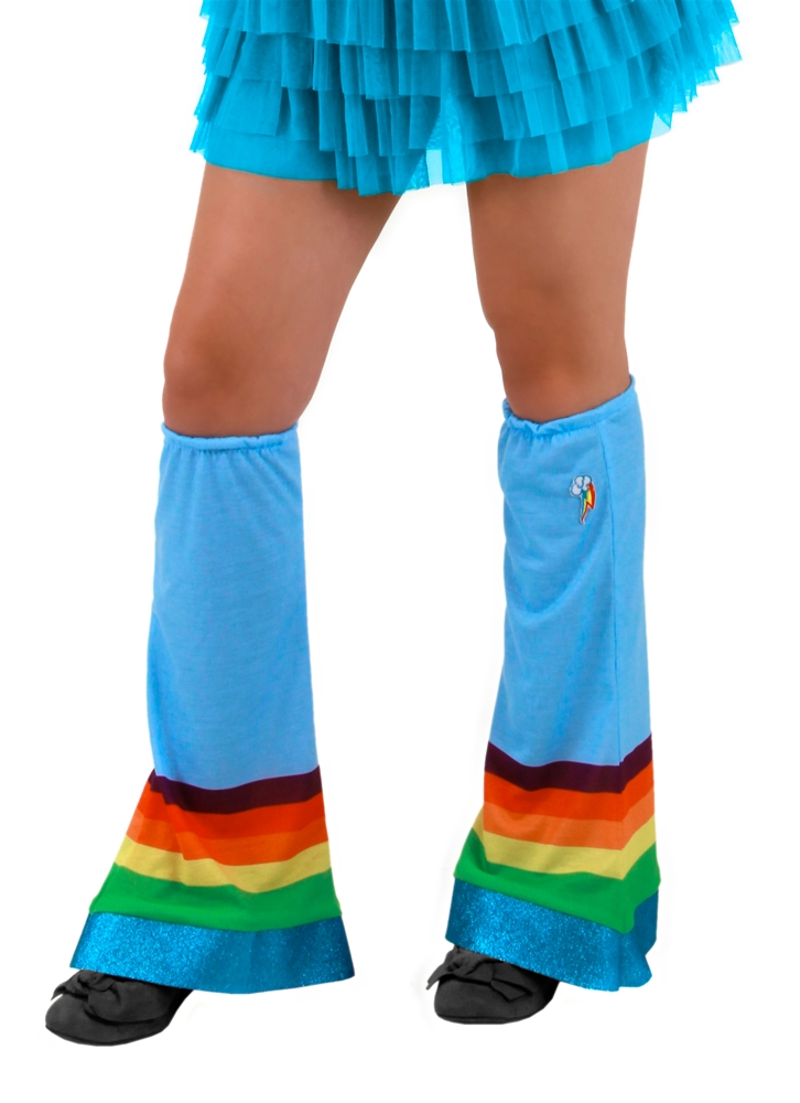 My Little Pony Rainbow Dash Hoof Warmers