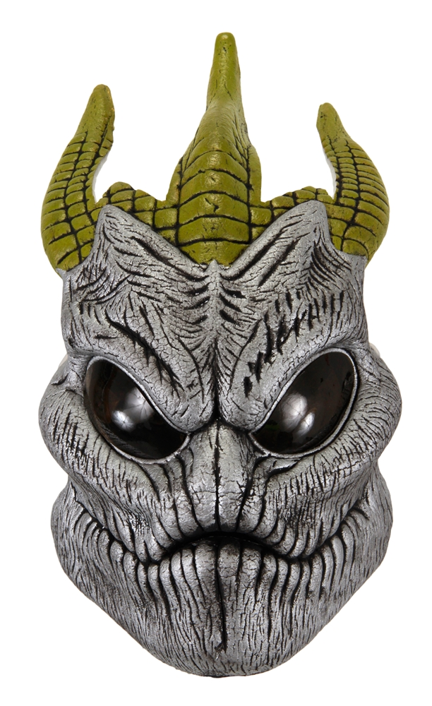 Doctor Who Silurian Mask by Elope