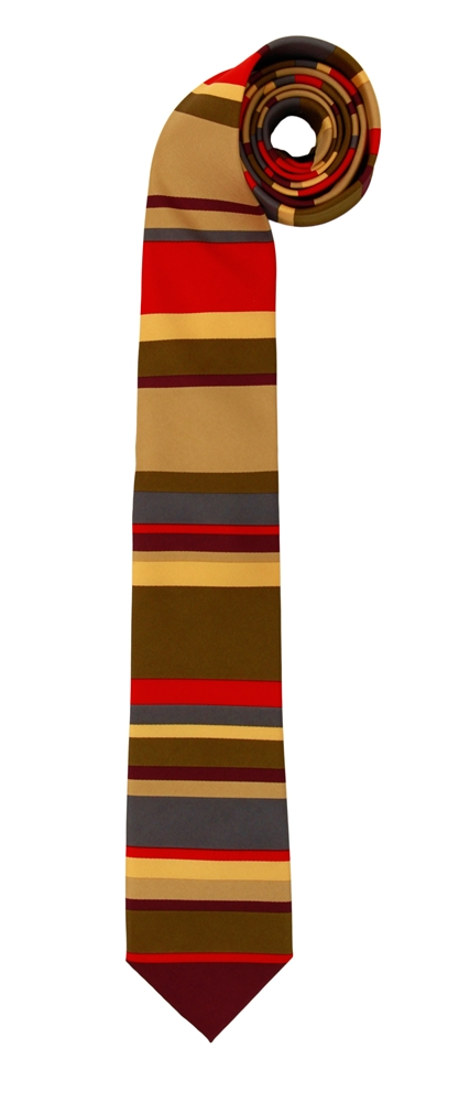 Doctor Who 4th Doctor Necktie by Elope