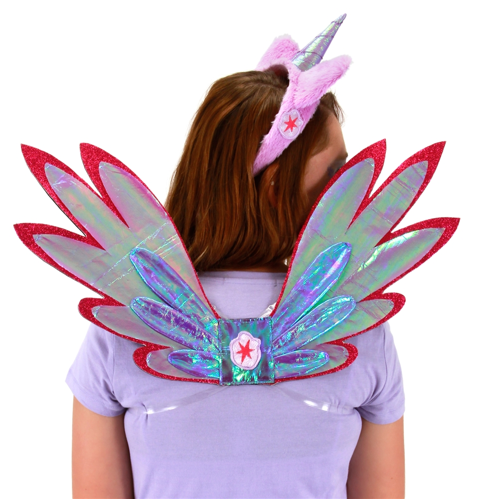 My Little Pony Twilight Sparkle Wings