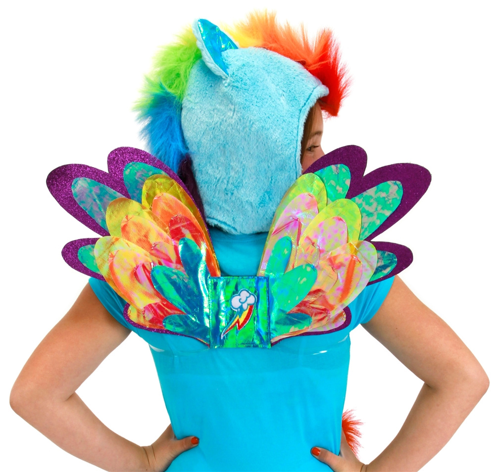 My Little Pony Rainbow Dash Wings by Elope