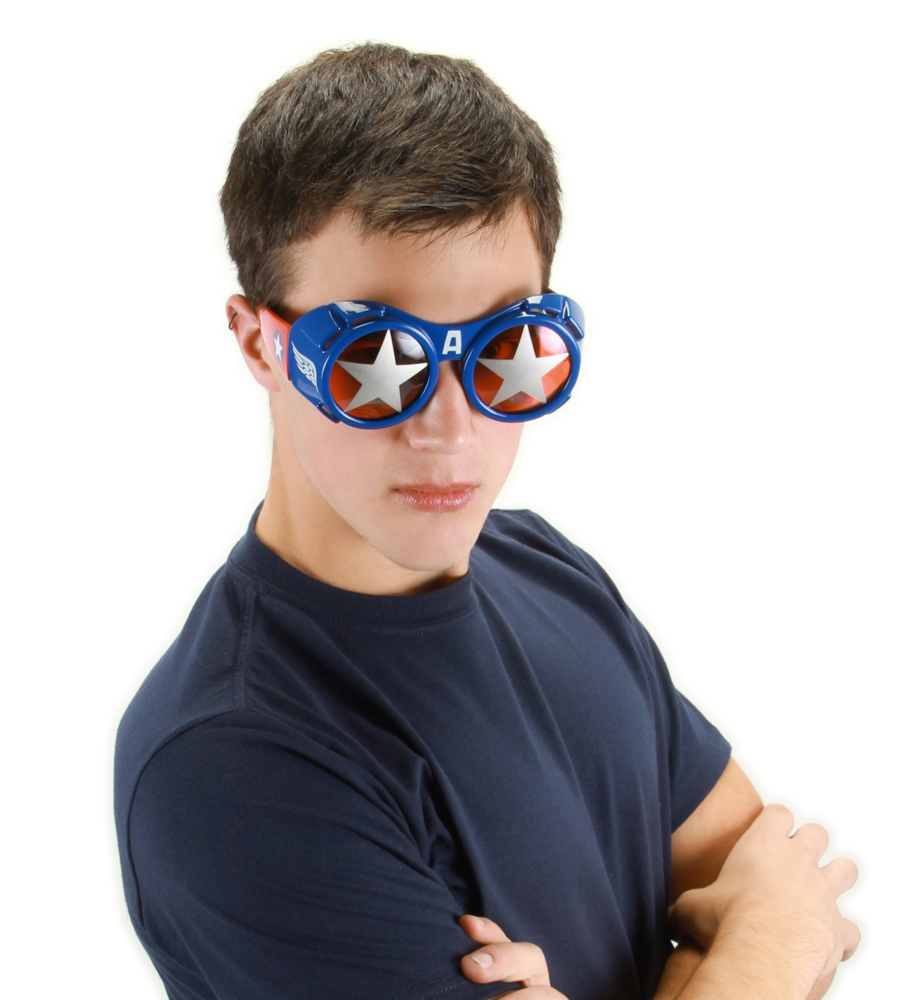 Image of Captain America Goggles