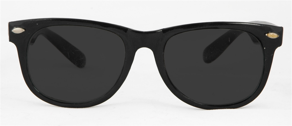 Image of Blues Wayfarer Sunglasses