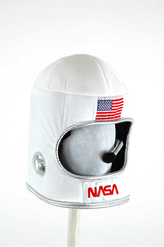 Astronaut Child Velvet Helmet