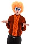 Fuzzy-Orange-Wig