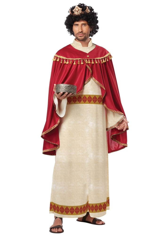 Three Wise Men Melchior of Persia Adult Mens Costume