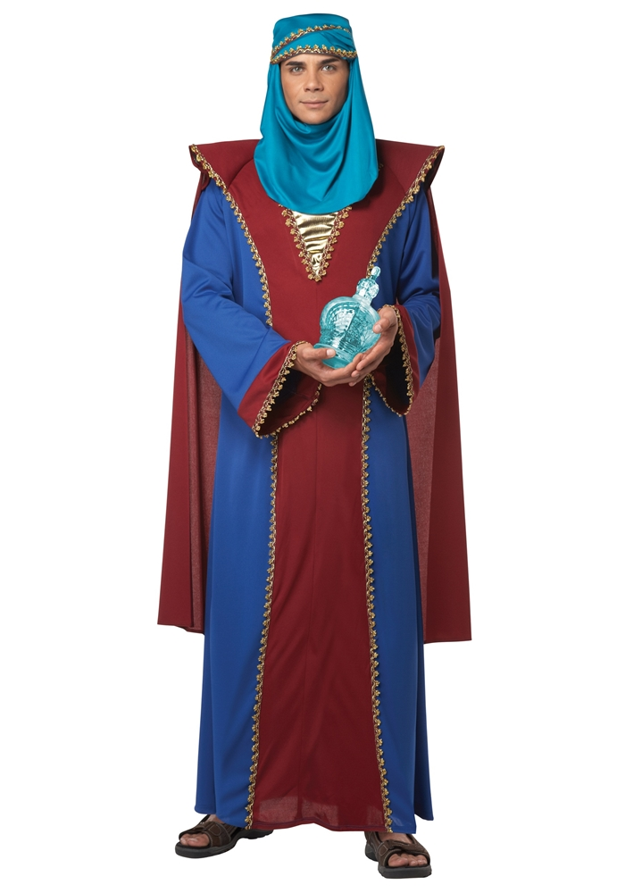Three Wise Men Balthasar of Arabia Adult Mens Costume