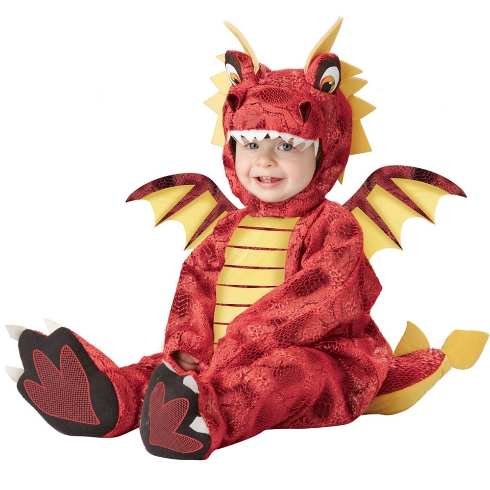 Adorable Dragon Infant Costume by California Costumes