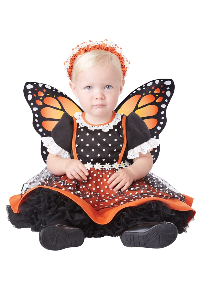 Image of Butterfly Kisses Infant Costume
