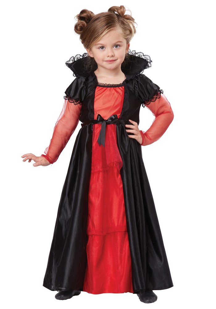 Vampire Girl Toddler Costume (Girl Vampire Costume)