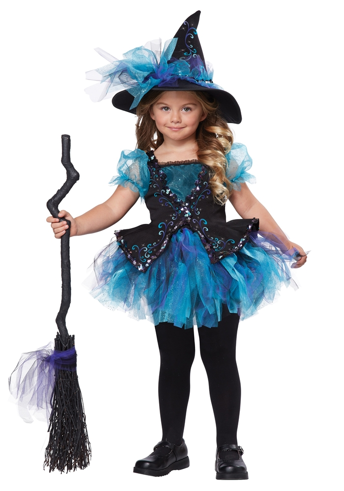Darling Little Witch Toddler Costume