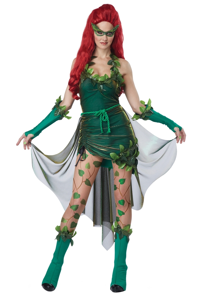 Lethal Ivy Beauty Adult Womens Costume