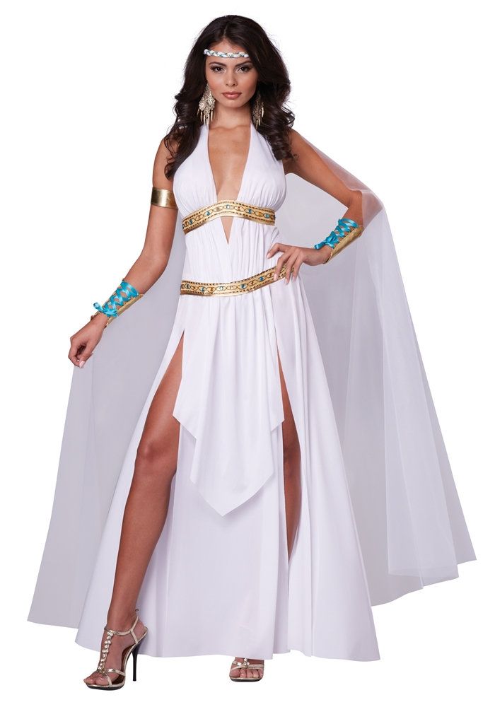 Glorious Goddess Adult Womens Costume by California Costumes