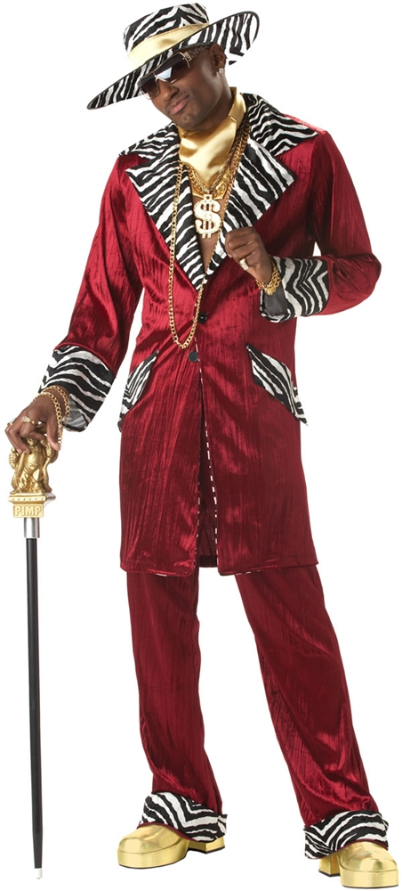 Sweet Daddy Beaujolais Adult Mens Costume