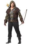 Robin Hood Adult Mens Plus Size Costume
