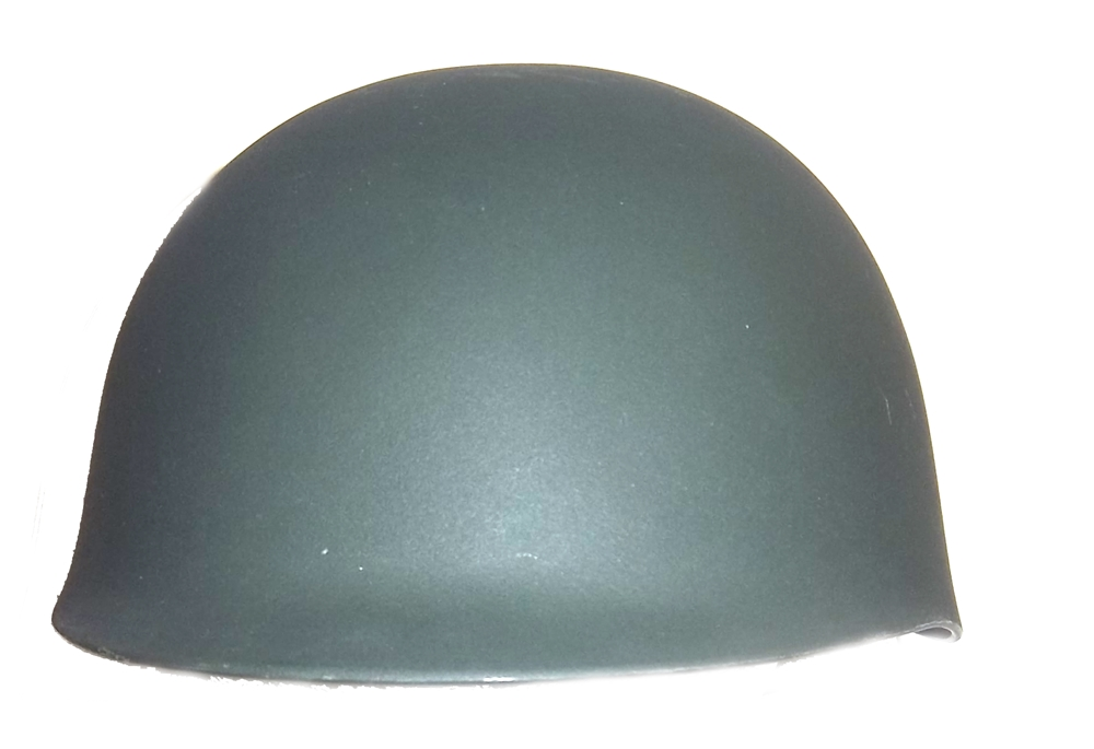 Green Army Deluxe Helmet by Jacobson Hat Co