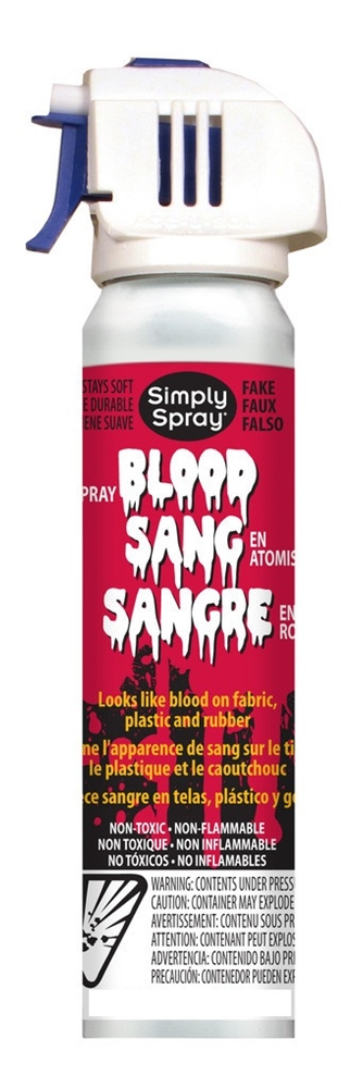 Spray Blood Special Effects 10oz