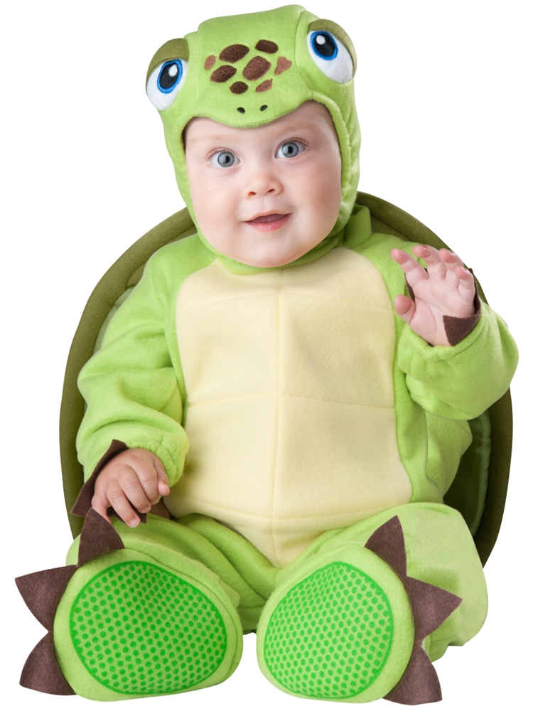 Tiny Turtle Infant Costume by Incharacter